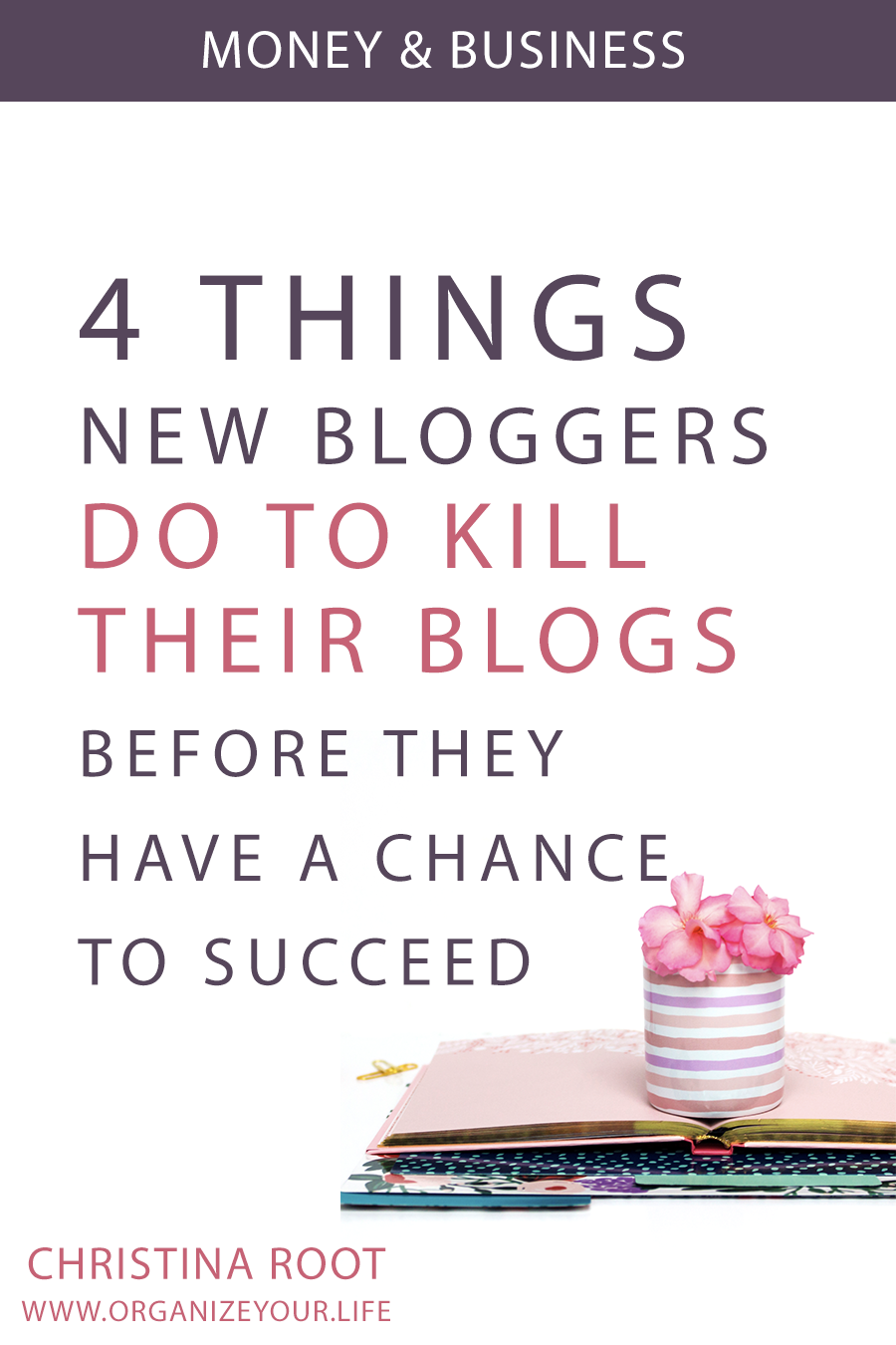 4 Things You're Doing that are Killing Your Blog