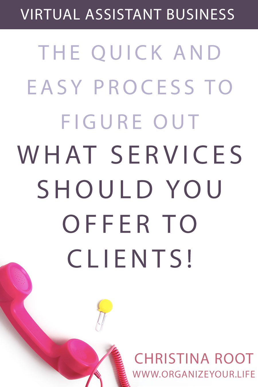 What services should you offer to clients?