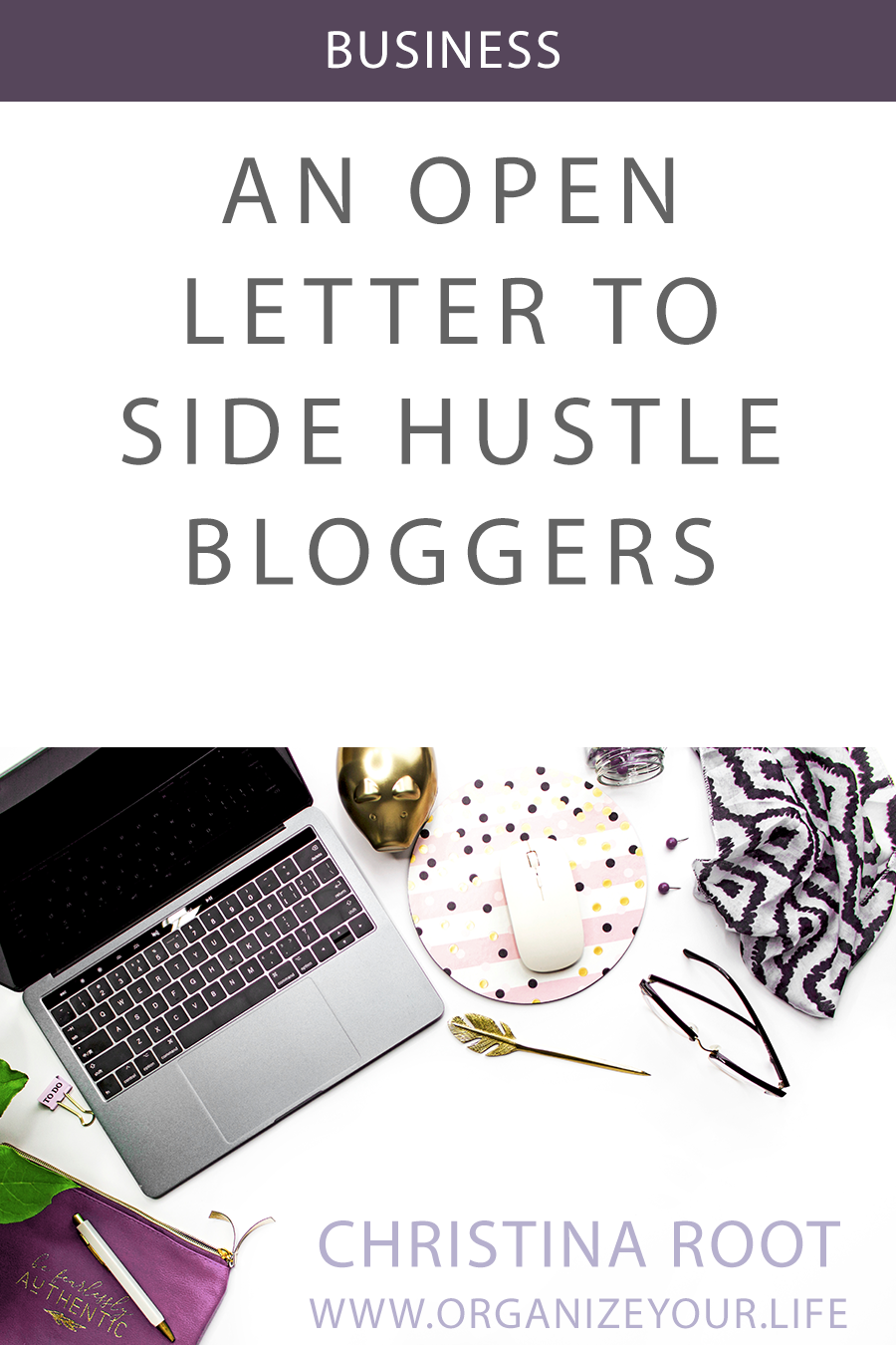 An Open Letter to Side Hustle Bloggers
